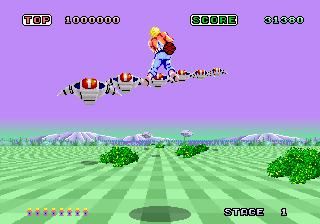 Sega 3D AGES - Tópico em Construção Spaceharrier-arcade